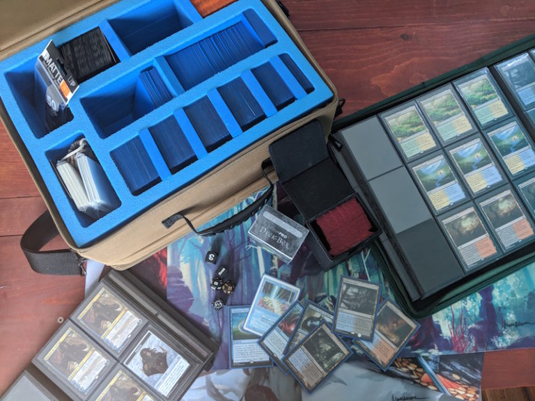 all mtg gifts spread