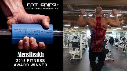fat gripz men's health award