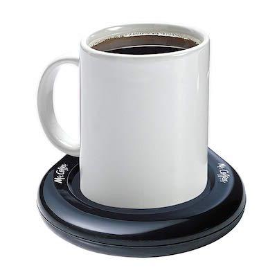 office desk decor coffee mug warmer gift