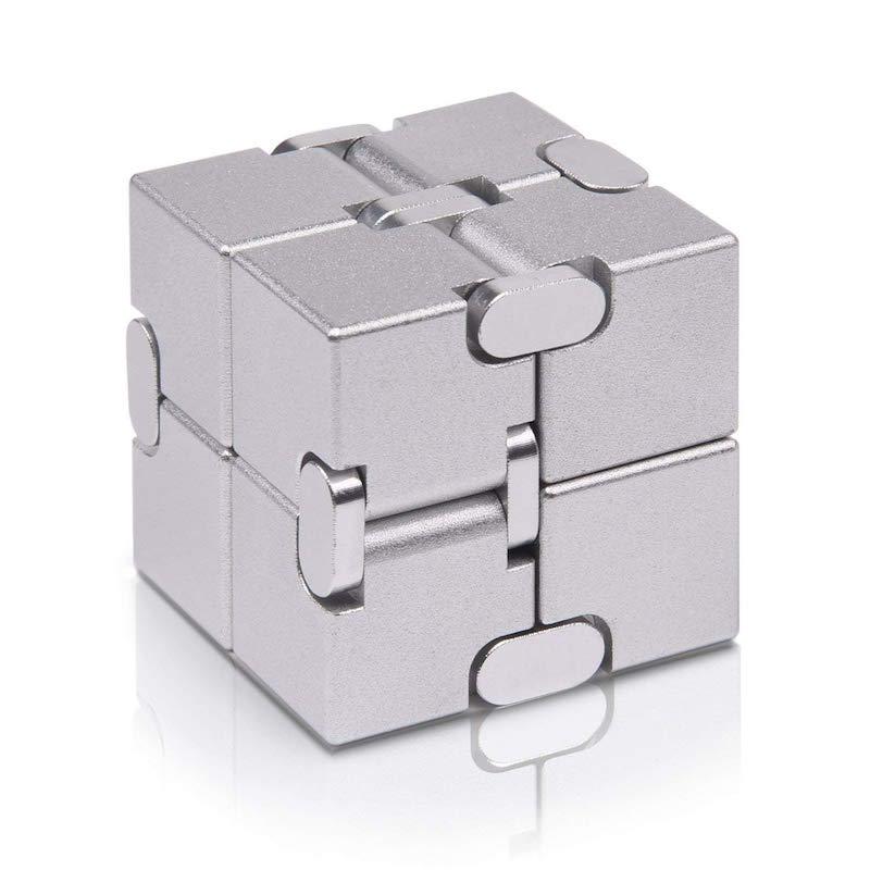 infinity cube finger dexterity fidget toy