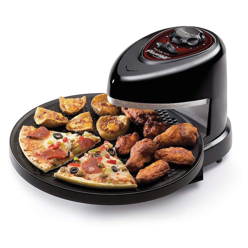 presto pizzazz rotating oven