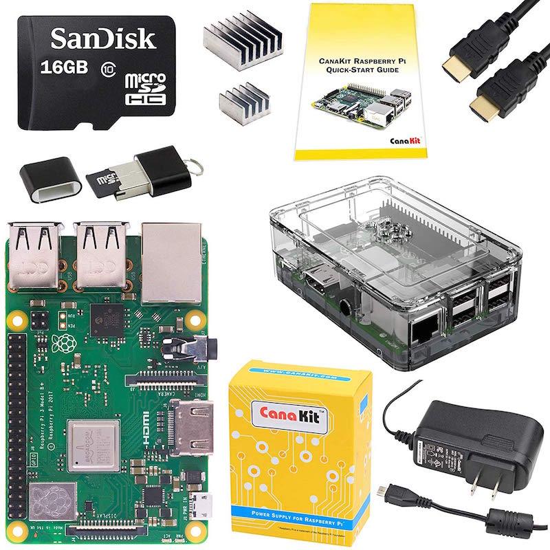 raspberry pi gadget lover starter kit