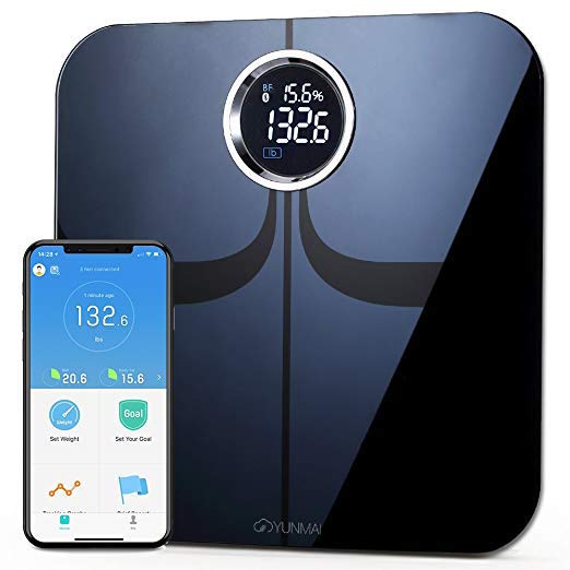 yunmai smart scale for fitness success
