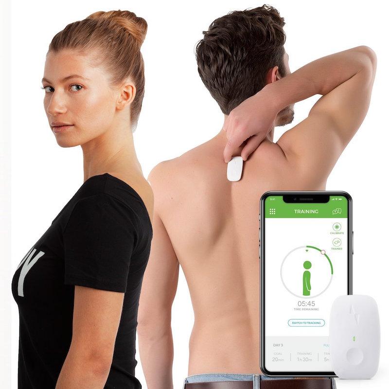 app control for good posture