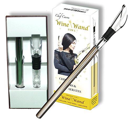 wine wand detail