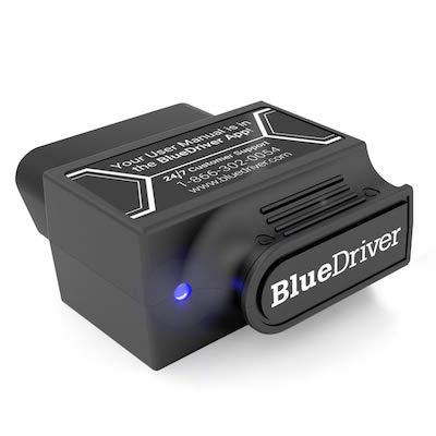 bluedriver obdii scanner for diagnosing engine problems
