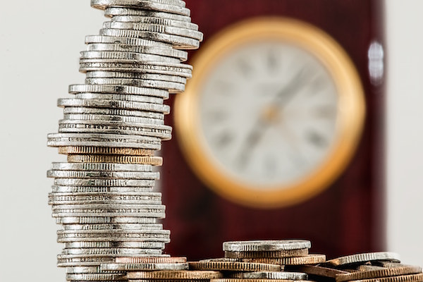 make more money stack of coins