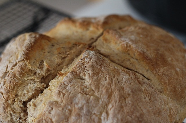 Irish soda bread for pot luck