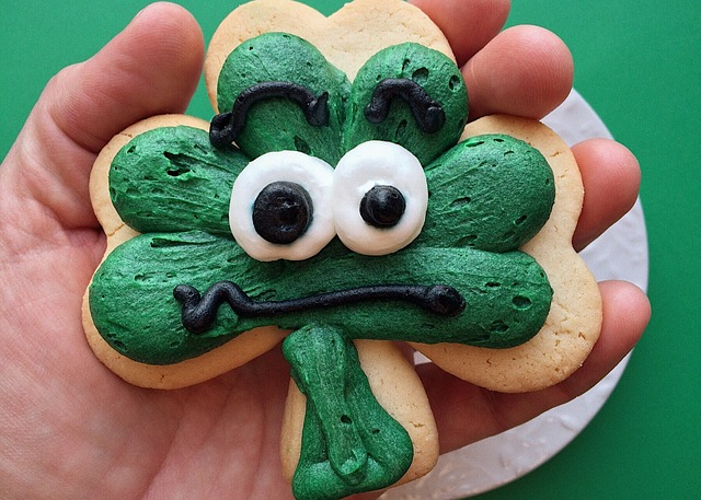 saint patrick's day office party without alcohol