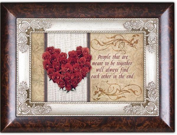 valentines music box