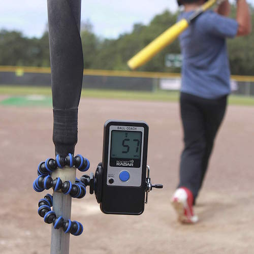 pocket radar for all sports - gift idea for coaches