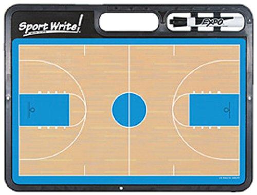 sports field dry erase board