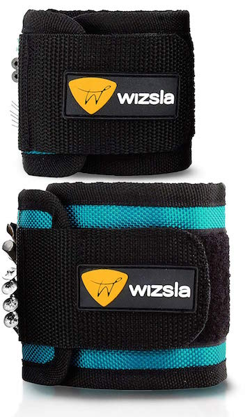wizsla magnetic wristband feature