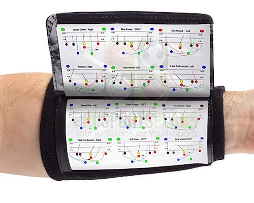 sports wristband with play window gift for coaches